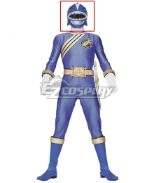 Power Rangers Wild Force Blue Wild Force Ranger Helmet Cosplay Accessory Prop
