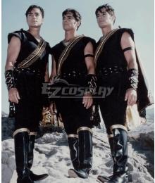 Power Rangers Zeo Trey of Triforia Cosplay Costume