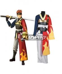 Sword Art Online II SAO Fuurinkazan Furinkazan Tsuboi Ryoutarou Tsuboi Ryotaro Klein Extra Edition Cosplay Costume