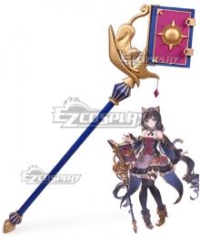 Princess Connect!Re: Dive Kiruya Momochiru Staves Cosplay Weapon Prop