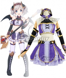 Princess Connect! Re:Dive Akari Kazemiya Cosplay Costume