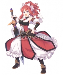Princess Connect! Re:Dive Akino Toudou Cosplay Costume
