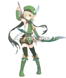 Princess Connect! Re:Dive Aoi Futaba Cosplay Costume