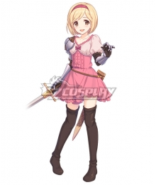 Princess Connect! Re:Dive Io Hasekura Cosplay Costume