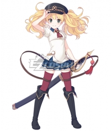 Princess Connect! Re:Dive Monika Weisswind Cosplay Costume