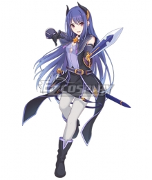 Princess Connect! Re:Dive Rei Shijo Cosplay Costume