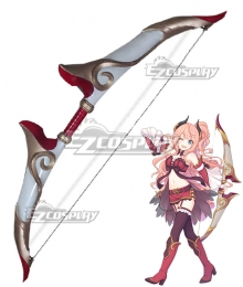 Princess Connect! Re:Dive Suzuna Minami Bow Cosplay Weapon Prop