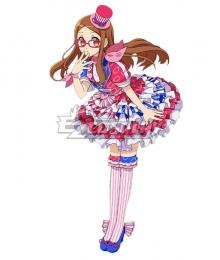 PriPara Meganee Akai Cosplay Costume