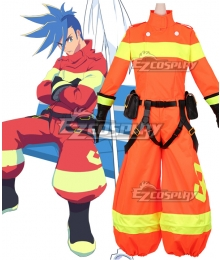 PROMARE Galo Thymos New Edition Cosplay Costume