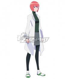 PROMARE Heris Ardebit Cosplay Costume