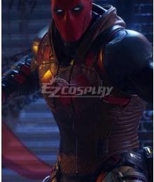 PS5 DC Gotham Knight Red Hood Jason Todd Cosplay Costume