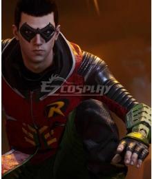 PS5 DC Gotham Knight Robin Tim Drake Cosplay Costume