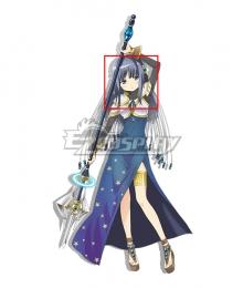 Magia Record: Puella Magi Madoka Magica Side Story Magireco Yachiyo Nanami Blue Cosplay Wig