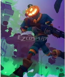 Pumpkin Jack Game Halloween Cosplay Costume