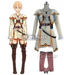 Rage of Bahamut: Virgin Soul Jeanne D'arc Cosplay Costume