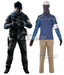 Rainbow Six Siege Echo Cosplay Costume