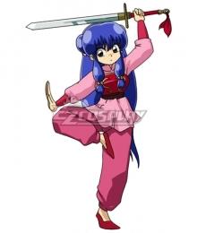 Ranma½ Ranma Nibun No Ichi Ranma One Half Shampoo Cosplay Costume