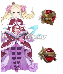 Re: Life In A Different World From Zero Beatrice Headwear Cosplay Accessory Prop