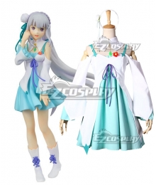 Re: Life In A Different World From Zero Emilia Figure by Sega Anime Cosplay Costume