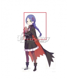 Re: Life In A Different World From Zero Meili Portroute Purple Cosplay Wig