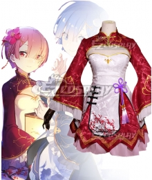Re: Life In A Different World From Zero Ram Chinese Cosplay Costume