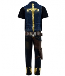 Ready Player One Parzival Wade Owen Watts Cosplay Costume