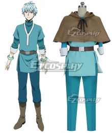 Recovery of an MMO Junkie Net-juu no Susume Hayashi Morioka Moriko Cosplay Costume - Including Cloak