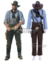 Red Dead: Redemption 2 Arthur Morgan Cosplay Costume