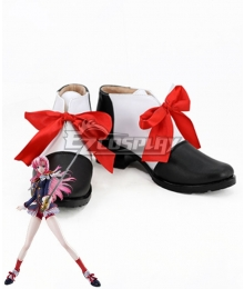 Revolutionary Girl Utena Utena Tenjou White Red Black Cosplay Shoes
