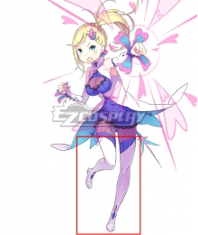 Re:Zero Re: Life In A Different World From Zero Minerva White Shoes Cosplay Boots