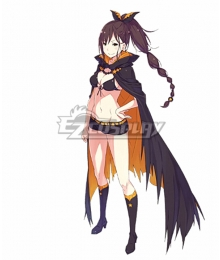 Re:Zero Re: Life In A Different World From Zero Stars-Keeper of the Watchtower Shaula Cosplay Costume