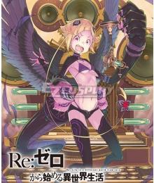 Re:Zero Re: Life In A Different World From Zero Mother Capella Emerada Lugnica Cosplay Costume