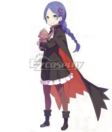Re:Zero Re: Life In A Different World From Zero Meili Portroute Cosplay Costume