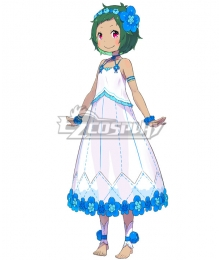 Re:Zero Re: Life In A Different World From Zero Witch of Pride Typhon Cosplay Costume