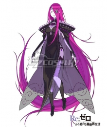 Re:Zero Re: Life In A Different World From Zero Witch of Sloth Sekhmet Cosplay Costume
