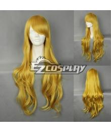 Japan Harajuku Series Yellow Cosplay Wig-RL039