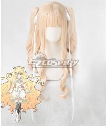 Rozen Maiden Kirakishou White Golden Cosplay Wig