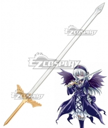 Rozen Maiden Suigintou Sword Cosplay Weapon Prop