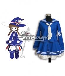 Wadanohara and The Great Blue Sea Wadanohara Cosplay Costume - B Edition