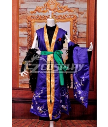 Ruler Vocaloid-Gakupo Brake Yuet Wah Computer Embroidery Cosplay Costume