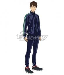 Run with the Wind Kaze ga Tsuyoku Fuiteiru Haiji Kiyose Cosplay Costume