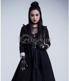 Marvel's Runaways Nico Minoru Helloween Punk Cosplay Costume