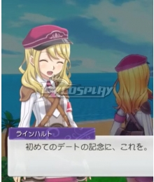 Rune factory 5 Alice Cosplay Costume