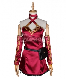RWBY Cinder Fall Dress Cosplay Costume