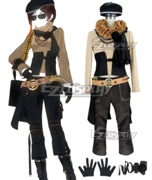 RWBY Leader of Team CFVY Coco Adel Cosplay Costume