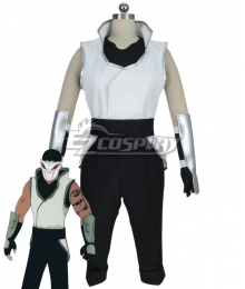 RWBY Volume 2 White Fang Lieutenant Cosplay Costume