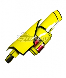 RWBY Yellow Yang Xiao Long Dual Ranged Shot Gauntlets Ember Celica Cosplay Weapon Prop - Only One