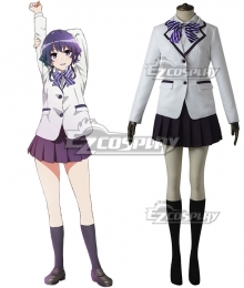 Saenai Heroine no Sodatekata Saekano: How To Raise A Boring Girlfriend Michiru Hyod Cosplay Costume