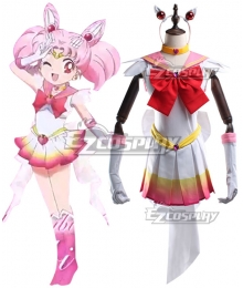 Sailor Moon Eternal Chibiusa Tsukino Cosplay Costume
