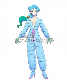Sailor Moon Eternal Fish's Eye Cosplay Costume